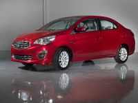 Mitsubishi Mirage G4 Sedan, 2 of 7
