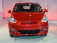 thumbnail image of Mitsubishi Mirage New York 2013