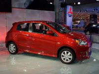 Mitsubishi Mirage New York 2013