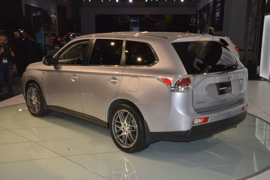 Mitsubishi Outlander Los Angeles