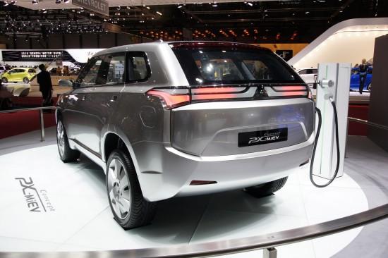 Mitsubishi PX-MiEV Geneva