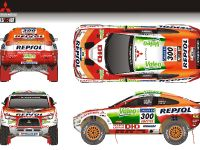Mitsubishi Racing Lancer D-iD, 7 of 10