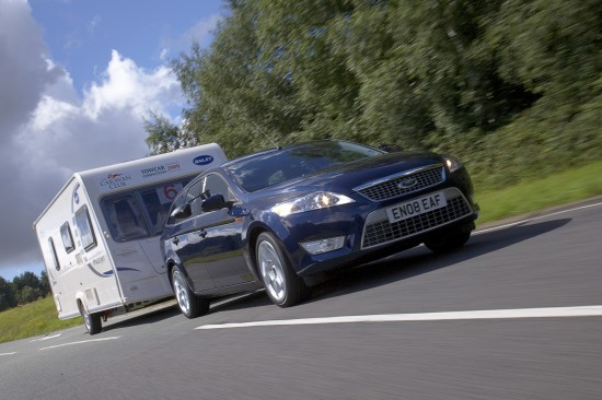 Ford Mondeo Tow Car of the Year
