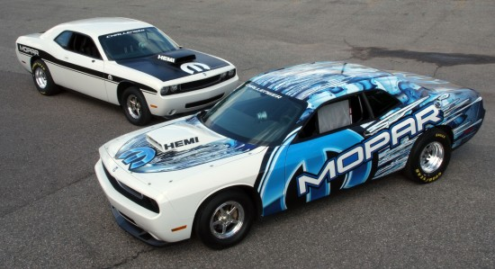 Mopar Dodge Challenger Drag Race Package