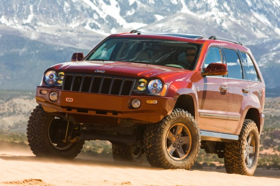Mopar Underground Jeep Grand Canyon II