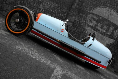 Morgan запускает 3 Wheeler Gulf Edition