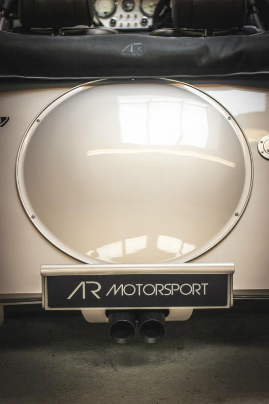 Morgan ARP4 Limited Edition