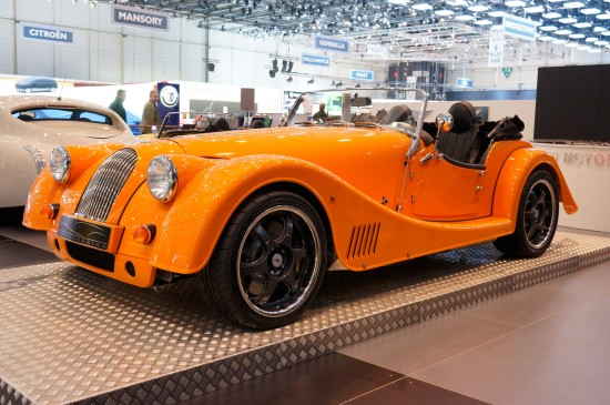 Morgan Plus-Eight Geneva