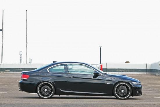 MR Car Design BMW 335i Black Scorpion