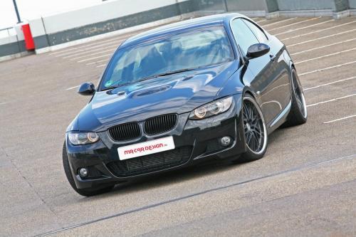 BMW 335i черный Скорпион - 406PS и 530Nm