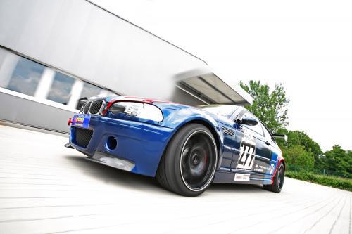 BMW E46 M3 CSL, REIL Performance