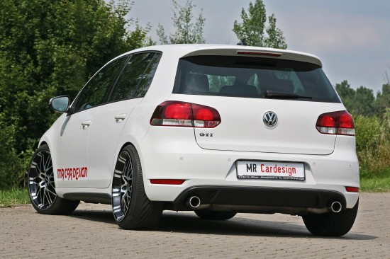 MR Car Design Volkswagen Golf VI GTI