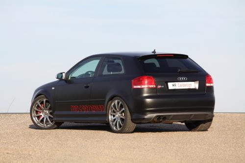 Audi S3 Black Performance Edition by MR Car Design