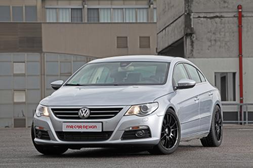 MR Car Design Volkswagen Passat CC - 502HP и 700 нм