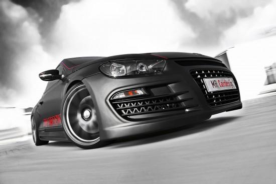 MR Car Design VW Scirocco Black Rocco