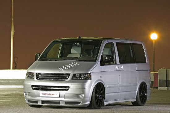 MR Car Design VW T5 Transporter HAWAII Deluxe