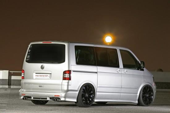 MR Car Design VW T5 Transporter HAWAII Deluxe