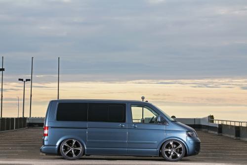 MR Car Design переделывает VW T5