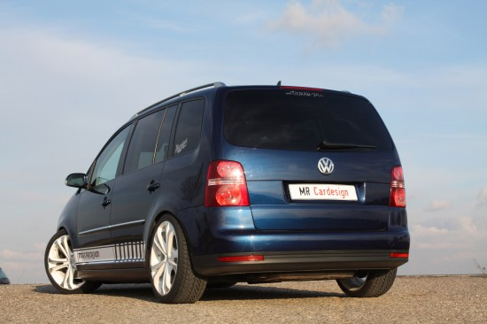 MR Car Design VW Touran Winter Edition
