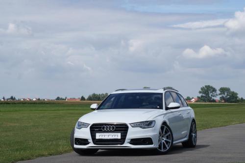 MTM тюнинг-пакет для Audi A6 3.0 BiTDI