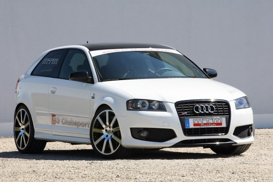 MTM Audi S3 8P