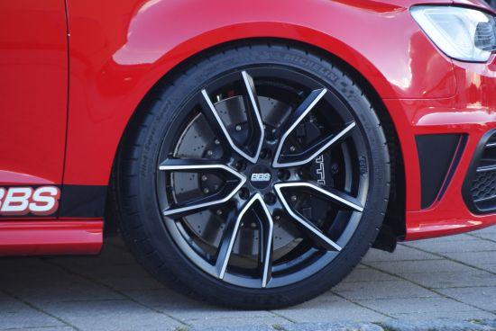 MTM Audi S3 with BBS XA Wheels