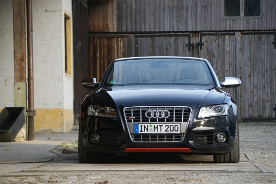 MTM Audi S5 Cabrio Michelle Edition