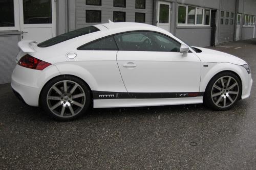 MTM усиливает наше время Urquattro - Audi TTRS