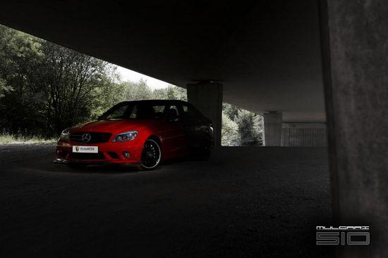 Mulgari Mercedes-Benz C63 AMG