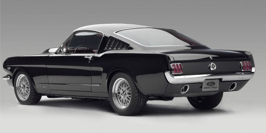 Ford Mustang Fastback With Cammer Engine