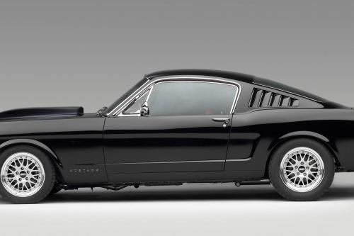 Ford 1965 Mustang Fastback with cammer engine [фотографии]