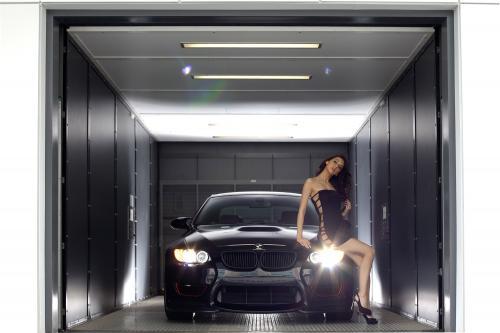 BMW M3 Darth Maul, MWDesign