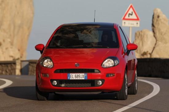 MY Fiat Punto