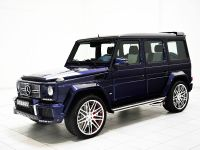 Mystic Blue Brabus Widestar Mercedes-Benz G63, 1 of 10