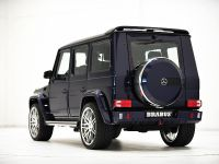 Mystic Blue Brabus Widestar Mercedes-Benz G63, 3 of 10