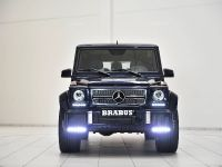 Mystic Blue Brabus Widestar Mercedes-Benz G63, 4 of 10