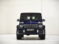 Mystic Blue Brabus Widestar Mercedes-Benz G63, 5 of 10