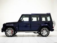 Mystic Blue Brabus Widestar Mercedes-Benz G63, 6 of 10