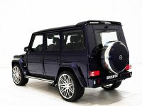 Mystic Blue Brabus Widestar Mercedes-Benz G63, 7 of 10