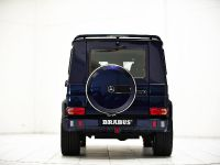 Mystic Blue Brabus Widestar Mercedes-Benz G63, 8 of 10
