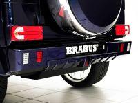 Mystic Blue Brabus Widestar Mercedes-Benz G63, 9 of 10