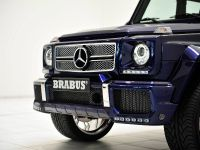 Mystic Blue Brabus Widestar Mercedes-Benz G63, 10 of 10