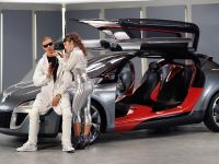 N-Dubz and Renault Megane Coupe-Concept