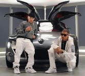 N-Dubz featuring Renault Megane Coupe-Concept, 3 of 3