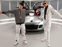 N-Dubz featuring Renault Megane Coupe-Concept, 2 of 3