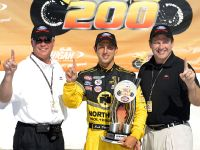 2008 NASCAR Craftsman Truck Series Michigan, 4 of 5