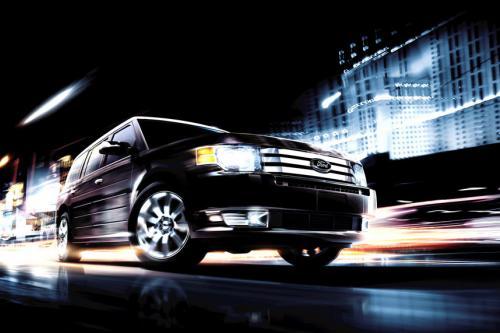Все Новые Ford Flex Готова Доставить Спокойной Езды