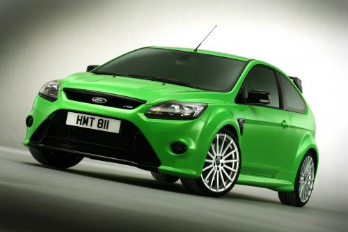 2009 Ford Focus RS, 1 of 14