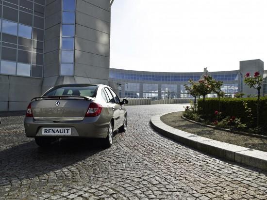 Renault Symbol/Thalia