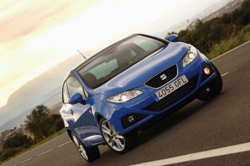 Новый SEAT Ibiza SportCoupe